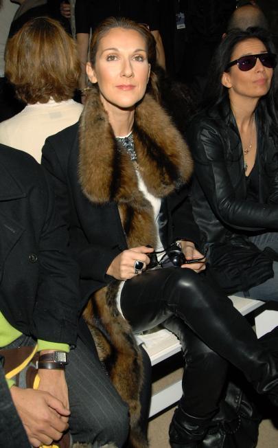 Céline Dion, Annie Horth (© Rob Loud/Getty Images)