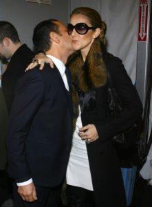 Gilles Mendel, Céline Dion (© Rob Loud/Getty Images)
