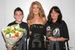 Curtis Woodside, Céline Dion, Sheryl Woodside (© Curtis Woodside)