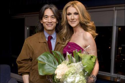 Kent Nagano, Céline Dion (© Feeling Productions)