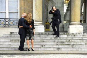René Angélil, Céline Dion, Gérard Schachmes (© Pixplanete / PR Photos)