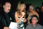Richard Huet, Céline Dion, Gaston L'Heureux (© Roger Sylvain, Yvan Ducharme et Sylvie Jasmin)
