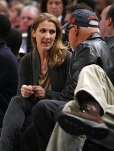 Céline Dion, René Angélil (© Nick Laham/Getty Images North America)