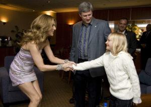 Céline Dion, Stephen Harper, ... (© Stephen Harper)