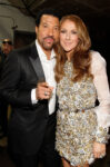Céline Dion, Lionel Richie (© Christopher Polk/Getty Images North America)