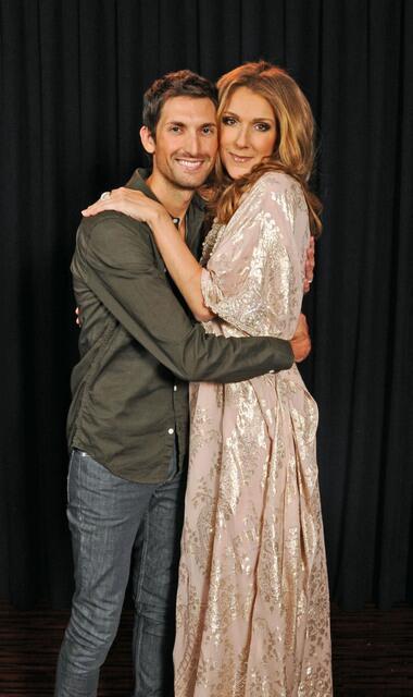 Christian F. Scalise, Céline Dion