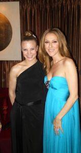 Jenny Elfving, Céline Dion (© Jenny Elfving)