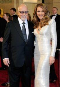 René Angélil, Céline Dion (© Ethan Miller/Getty Images)