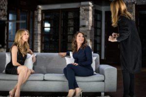 Céline Dion, Daniela Lumbroso (©Olivier Samson Arcand / Osa)