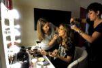 ..., Céline Dion, Tricia Jenkins (© Photo Collaboration spéciale, Marc CHAUMEIL)