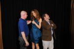 Guy Simard, Céline Dion, Pierre Filiatrault (© Guy Simard)