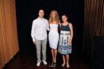 Hugo Bechstein, Céline Dion, Monica Bechstein (© Hugo Bechstein)