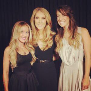 Nikki Lee, Céline Dion, Riawna Capri (© Nikki Lee)