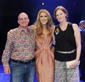 Philippe Dunnigan, Céline Dion, ... (© Denise Truscello)