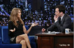 Céline Dion, Jimmy Fallon (© Lloyd Bishop / NBC)