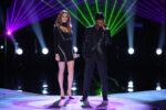 Céline Dion, Ne-Yo (© Tyler Golden/NBC)