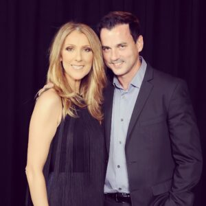 Céline Dion, Tommy Page (© Tommy Page)