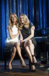 Céline Dion, Véronic DiCaire (© Eric Jamison/Invision/AP)