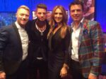 Ronan Keating, Keith Duffy, Céline Dion, John Barrowman