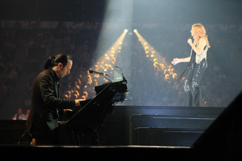 Yves Frulla, Céline Dion (© Yves Frulla)